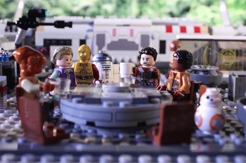 Star Wars fin alternative ne LEGO