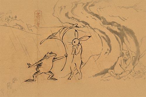Studio Ghibli adapte le plus vieux manga japonais