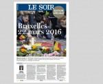 attentats bruxelles le soir journal gratuit numerique