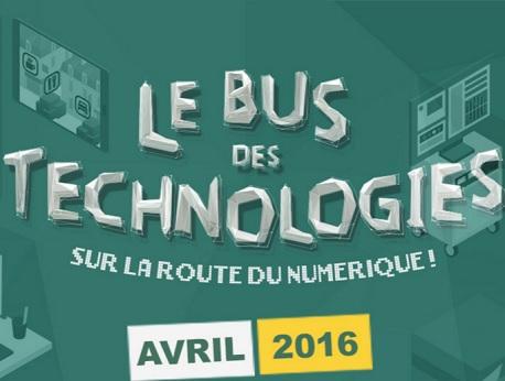 bus technologie numerique education