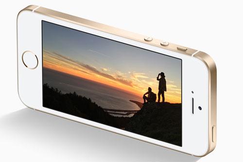 iPhone SE pas de modèle 2017