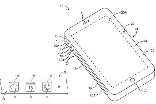 Apple iPhone avec écran OLED 5,8 pouces