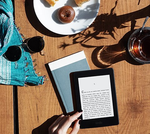 kindle paperwhite ebook bon plan