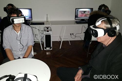 Gear VR 1 million utilisateurs