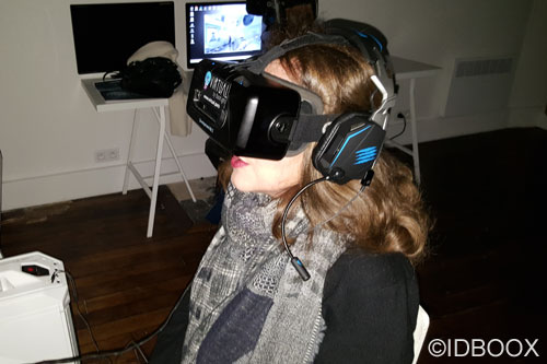 théâtre réalité virtuelle
