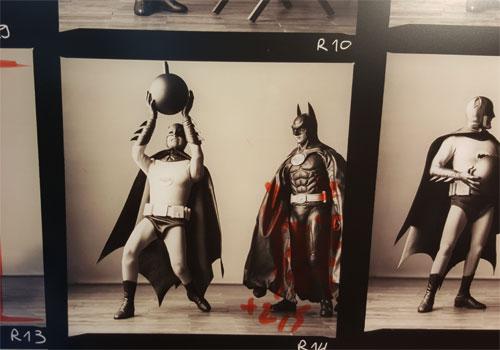 Batman exposition Des chauves-souris et des hommes