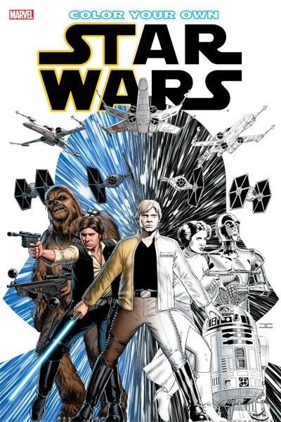 Coloriages-adultes-Marvel-Star-Wars