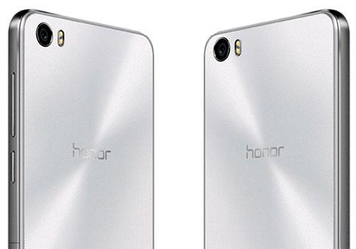 Honor V8 avec double caméra