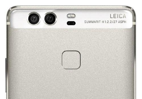 Huawei P9 caméra Leica