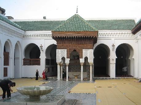 bibliotheque al-Quaraouiyine