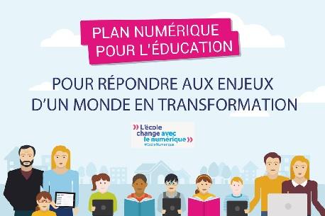 education ecole numerique generique