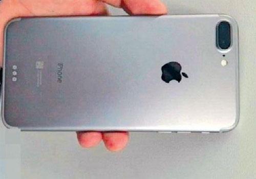 iPhone 7 entre 72 et 78 millions