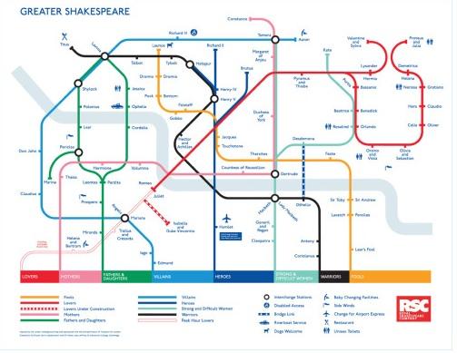 shakespeare 400 ans