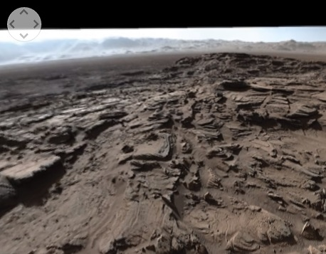 video 360 nasa mars curiosity