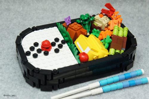 Lego-Bento