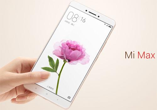 Xiaomi Mi Max phablet XXL pour petit prix