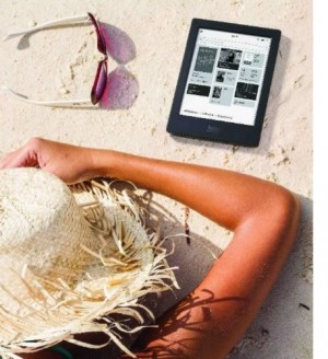 kobo aura h2o bon plan ebook