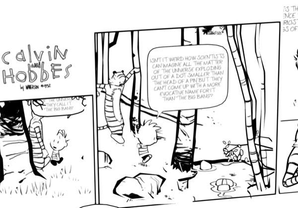 Calvin et Hobbes 3D Gabriel de Laubier