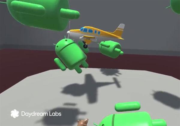 Google aurait finalement un casque VR