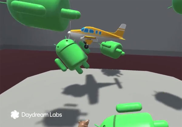 Google DayDream réalité virtuelle