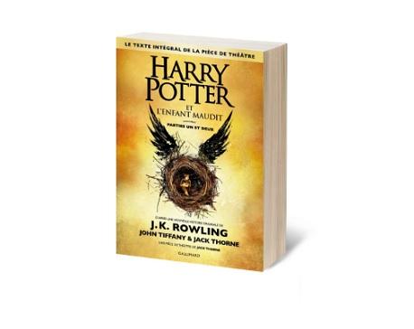 Harry potter et l enfant maudit