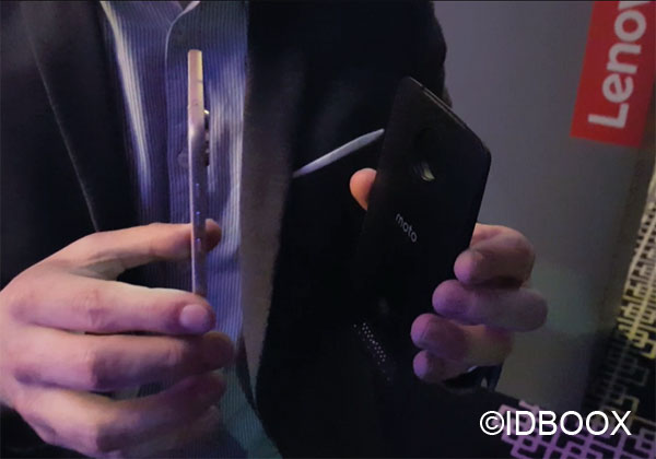 Lenovo résultats en hausse tirés par les Moto Z