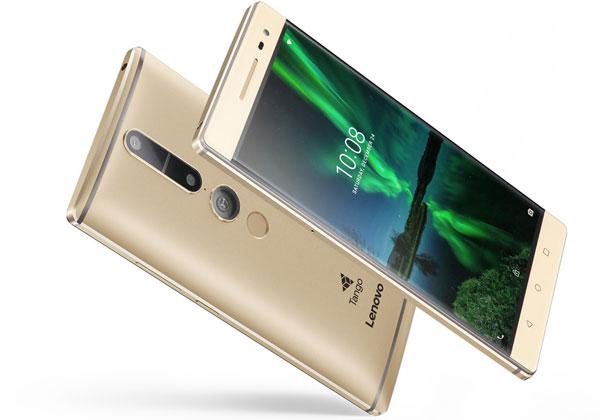 Lenovo Phab 2 Pro smartphone Tango