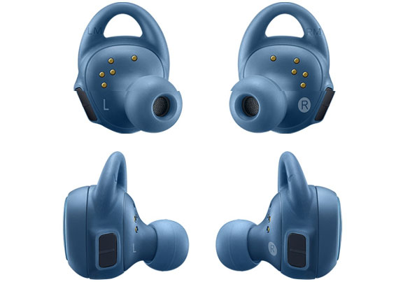 Samsung Gear InconX et Gear Fit 2