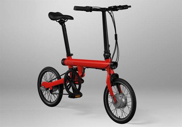 Xiaomi vélo électrique pliable et connecté