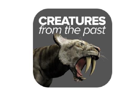 creatures du passe appli encyclopedie enfants