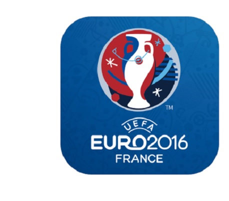 euros 2016 applis football