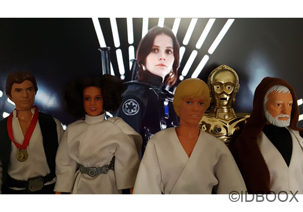 Star Wars Rogue One tous les personnages