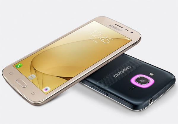 SAmsung Galaxy J2 et Smart Glow