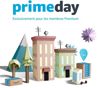 Prime Day Amazon bon plan