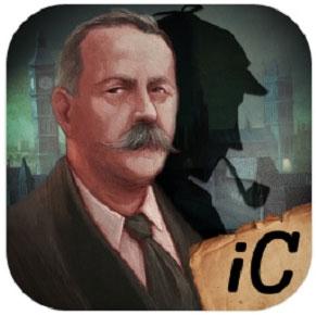 sherlock holmes appli iPad