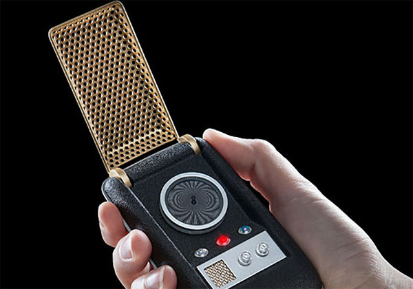Star Trek Communicator fonctionnel