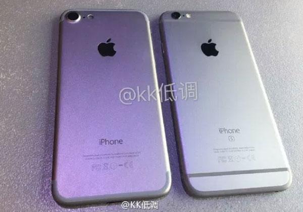 iPhone 7 dans deux vidéos