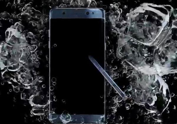 Samsung prépare un Galaxy Note 8 pour 2017