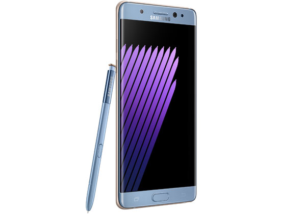 Galaxy Note 7Samsung ne désactivera pas les smartphones