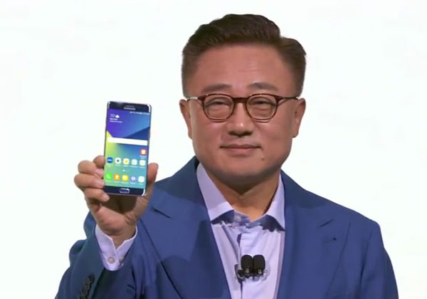 Galaxy S8 les batteries fournies par LG