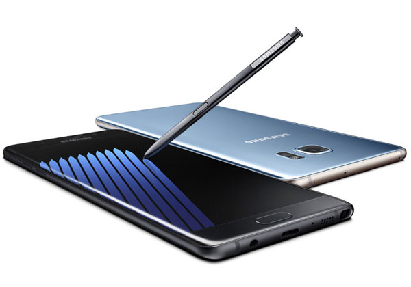 Des Galaxy Note 7 reconditionnés en Asie