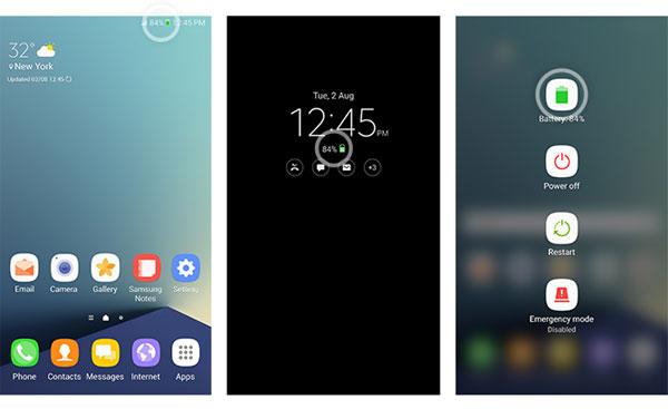 Comment reconnaître les nouveaux Galaxy Note 7