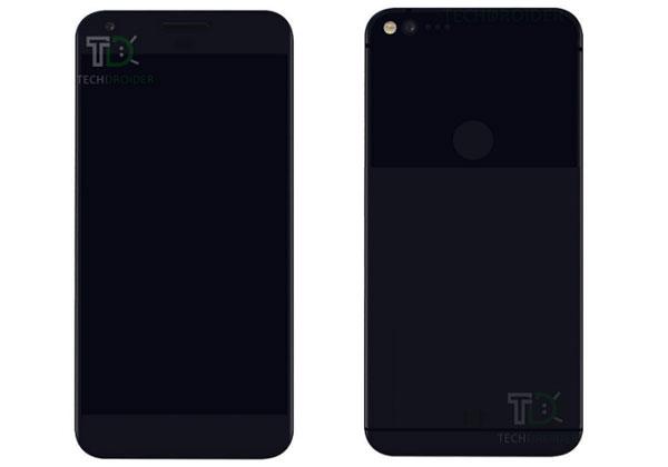 Google HTC Pixel XL nouvelles photos