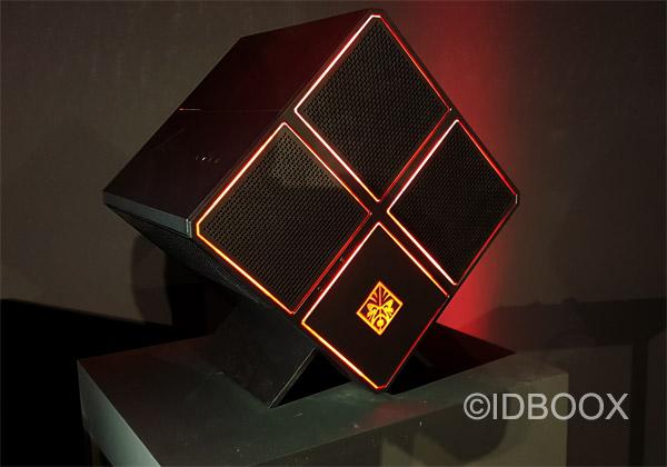 HP soirée gamers découvertes des PC Omen