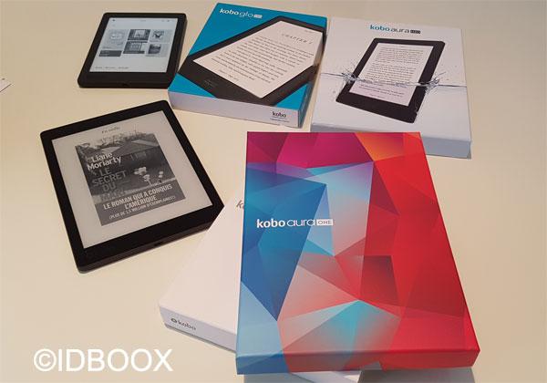 Kobo Aura One bon plan ebook