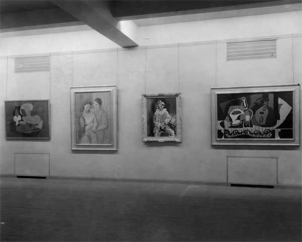 Musée MoMa visites des expos depuis sa création