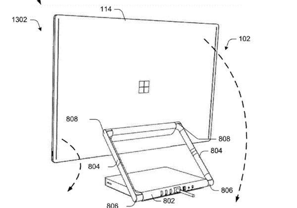 PC tout-en-un Microsoft Surface