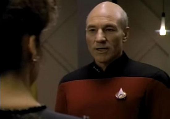 Star Trek le Badge Communicator de la série en Bluetooth