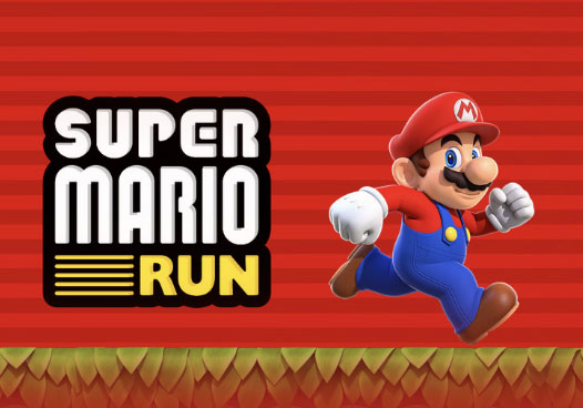 Super Mario Run et Nintendo sur iOS