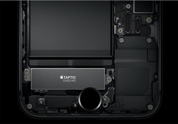 iPhone 7 bouton ne fonctionne pas avec des gants